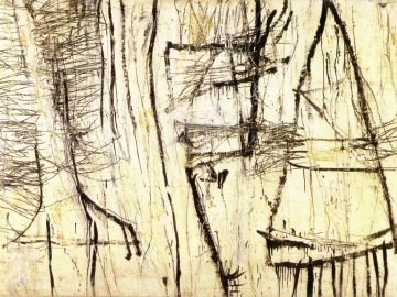 Cy Twombly - Tiznit