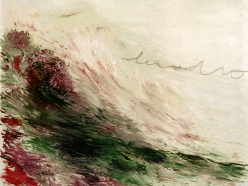 Cy Twombly - Hero and Leandro