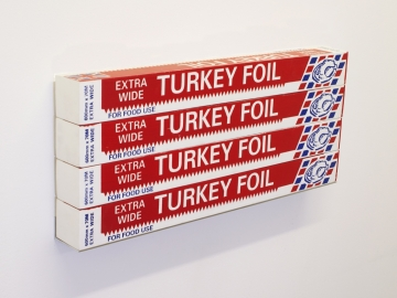 Gavin Turk - Turkey Foil Box x 4