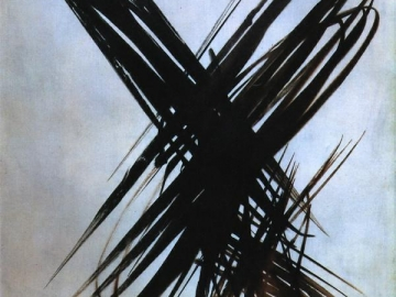 Hans Hartung - Untitled