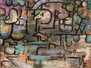 Paul Klee - After the floods