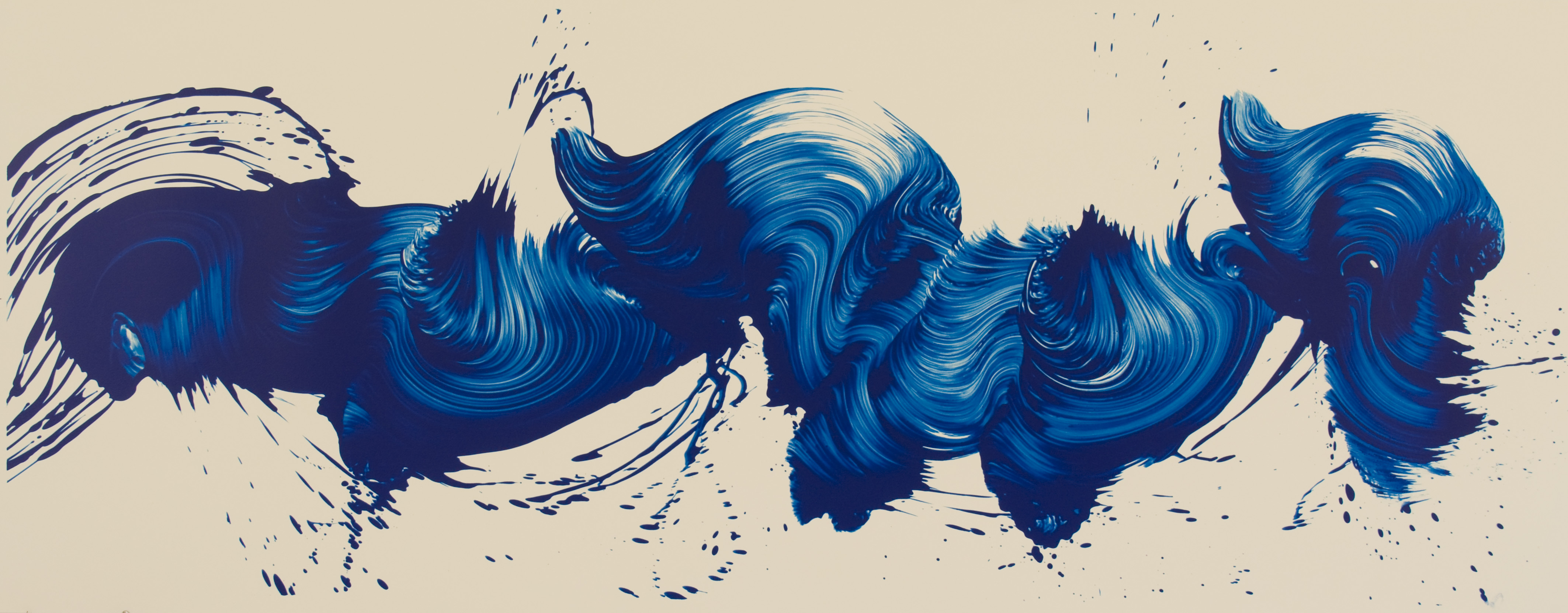 James Nares - West on Sunrise