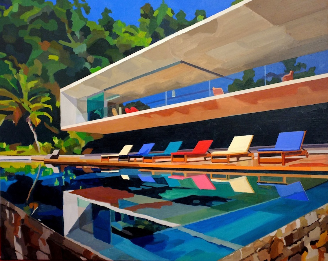 Andy Burgess - Modernist Beach House