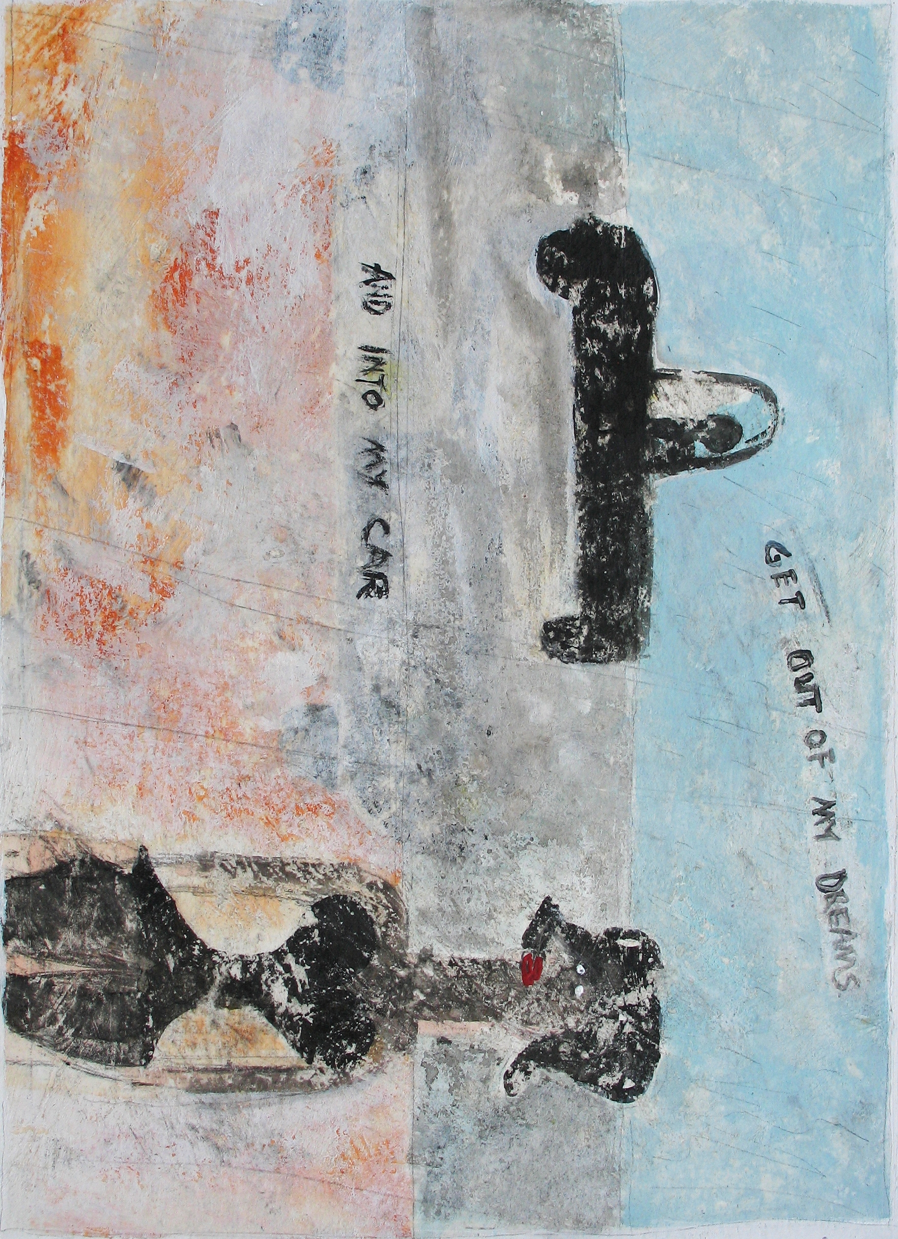 Scott bergey get out of my dreams