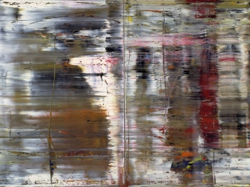 Gerhard Richter - Abstract Painting