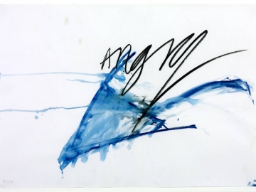 Alison Wilding - Untitled (Angry Drawing I)