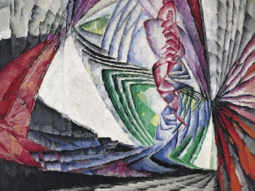 Frantisek Kupka - Positioning of Mobile Graphic Elements
