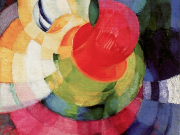 Frantisek Kupka - Disks of Newton