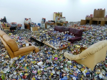 Thomas Hirschhorn - Untitled