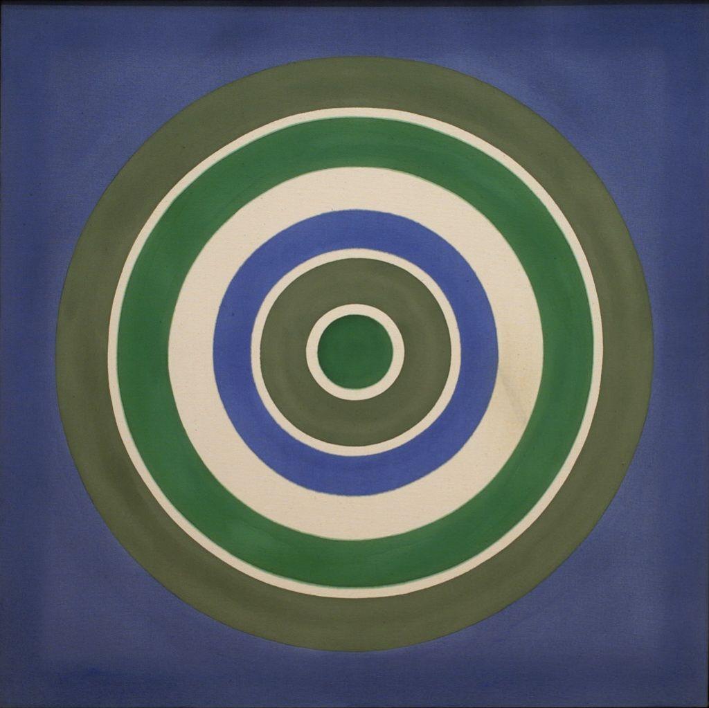 Kenneth Noland - Lotus » Арт Щи!: artshi.ru/art/430-kenneth-noland-lotus.html