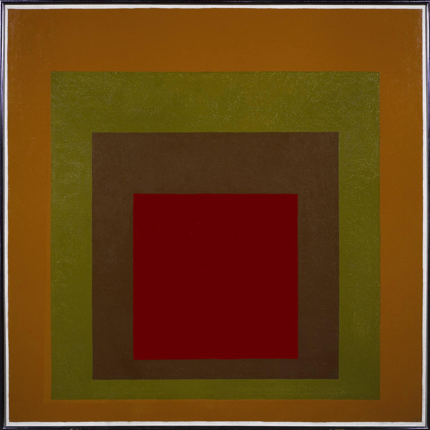 Josef Albers - Homage to the Square
