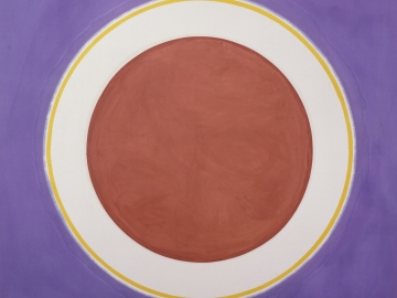 Kenneth Noland - Untitled