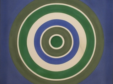 Kenneth Noland - Lotus
