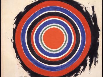 Kenneth Noland - Beginning