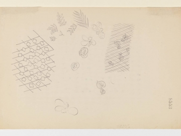 Josef Albers - Untitled Abstraction V