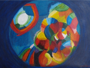 Robert Delaunay - The Sun