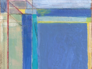 Richard Diebenkorn - Ocean Park No. 79