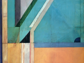 Richard Diebenkorn - Ocean Park No. 40