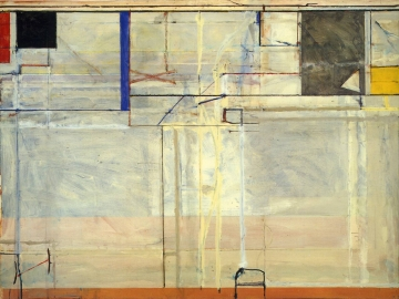 Richard Diebenkorn - Ocean Park No. 131