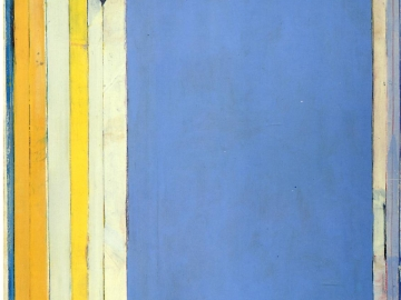 Richard Diebenkorn - Ocean Park No. 139