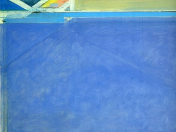 Richard Diebenkorn - Ocean Park No. 129