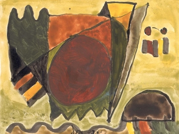Arthur Dove - Untitled