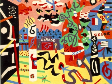 Stuart Davis - Report from Rockport