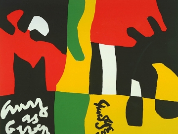 Stuart Davis - Untitled