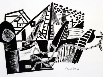 Stuart Davis - Anchor