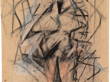 Willem de Kooning - Woman